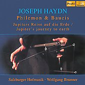 Haydn: Philemon & Baucis / Brunner, Warwitz, Vinzent, et al