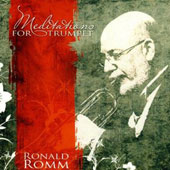 Meditations For Trumpet / Ronald Romm