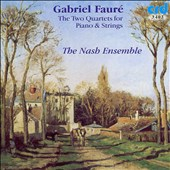 Faur&#233;: Piano Quartets