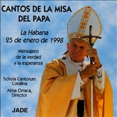 Cantos de la Misa del Papa