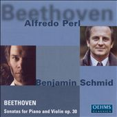 Beethoven: Sonatas for Piano and Violin, Op. 30
