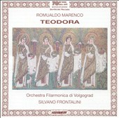Romualdo Marenco: Teodora (Highlights)
