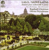 Lalo, Saint-Saëns: The Cello Sonatas
