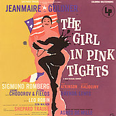 Jeanmaire: The Girl in Pink Tights [Original Broadway Cast]