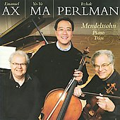 Mendelssohn: Piano Trios Op. 49 & Op. 66