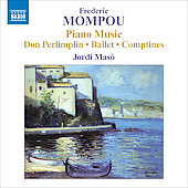 Mompou: Piano Music, Vol. 5