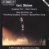 Neilsen: Symphony no 5, etc / Chung, Gothenburg SO