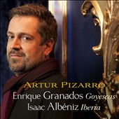 Granados: Goyescas; Alb&#233;niz: Iberia