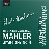 Mahler: Symphony No. 4 / Mackerras