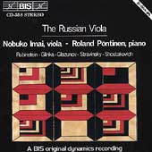 The Russian Viola / Nobuko Imai, Roland P&#246;ntinen