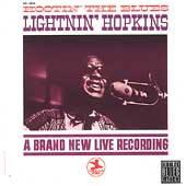Lightnin' Hopkins: Hootin' the Blues