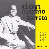 Don Barreto: Don Baretto 1939-1943