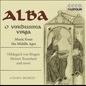 O viridissima virga: Music from the Middle Ages