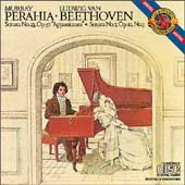 Beethoven: Piano Sonatas no 7 & 23 / Murray Perahia