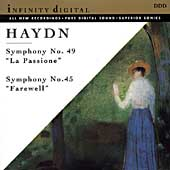 Haydn: Symphonies nos 49 