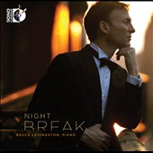 Nightbreak: works by Liszt, Brahms, Rihm, Glass / Bruce Levingston, piano