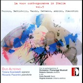 Contemporary Voice in Italy, Vol. 5 / Tiziana Scandaletti, Riccardo Piacentini