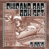 Various Artists: Chicano Rap Box Set [Box] [PA]