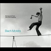 Bach: Motets, BWV 225 - 230 / John Eliot Gardiner - Monteverdi Choir