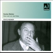 Mahler: Das Lied von der Erde / Christa Ludwig, Richard Lewis