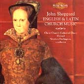 John Sheppard: English & Latin Church Music / Darlington