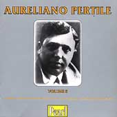 Aureliano Pertile Vol II / Sabajno, Erede, Molajoli, etc
