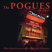The Pogues: Pogues in Paris: 30th Anniversary Concert  [Blu-Ray]