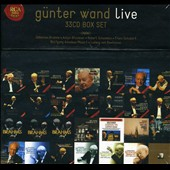 Günter Wand: Live