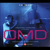 Orchestral Manoeuvres in the Dark (O.M.D.): Live: Architecture & Morality and More [Digipak]