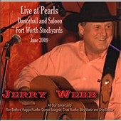 Jerry Webb: Live at Pearls