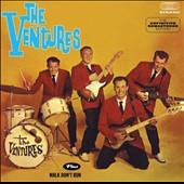 The Ventures: The Ventures/Walk Don't Run [The Definitive Remastered Edition]
