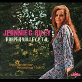 Jeannie C. Riley: Harper Valley P.T.A.: The Plantation Recordings 1968-70 [Digipak]