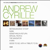 Andrew Cyrille: The Complete Remastered Recordings on Black Saint & Soul Note [Box]