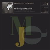 The Modern Jazz Quartet: October 28, 1957 NDR Studio Hanover [Digipak]