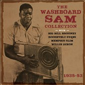Washboard Sam: The Washboard Sam Collection: 1935-1953 [Box]
