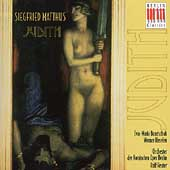 Matthus: Judith / Reuter, Berlin Comic Opera