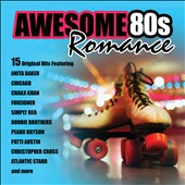 Various Artists: Awesome 80s Romance