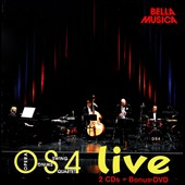 Opera Swing Quartet: Opera Swing Quartet Live [Box]