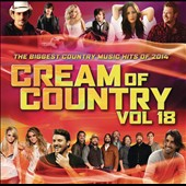 Various Artists: Cream of Country, Vol. 18