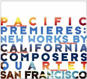 Pacific Premieres: New Works by California Composers Gordon Goodwin, Vince Mendoza, Patrick Williams / Guamba Quartet, San Francisco