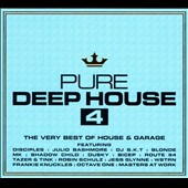 Various Artists: Pure Deep House, Vol. 4: The Very Best of House & Garage