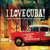 Various Artists: I Love Cuba