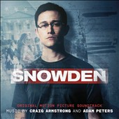 Adam Peters/Craig Armstrong: Snowden [Original Motion Picture Soundtrack] [9/16]
