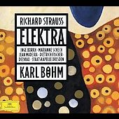 R. Strauss: Elektra / B&#246;hm, Borkh, Schech, Madeira