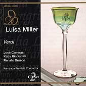 Verdi: Luisa Miller / Previtali, Carreras, Ricciarelli