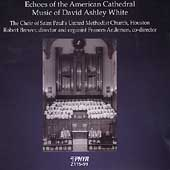 Echoes of the American Cathedral - Music of David A. White