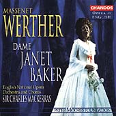 Opera in English - Massenet: Werther / Mackerras, et al
