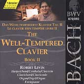 Edition Bachakademie Vol 117 - Well-Tempered Clavier Book II