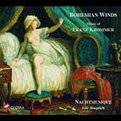 Bohemian Winds - Music of Krommer / Hoeprich, Nachtmusique