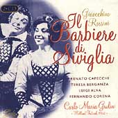 Rossini: Il Barbiere di Siviglia / Giulini, Berganza, et al